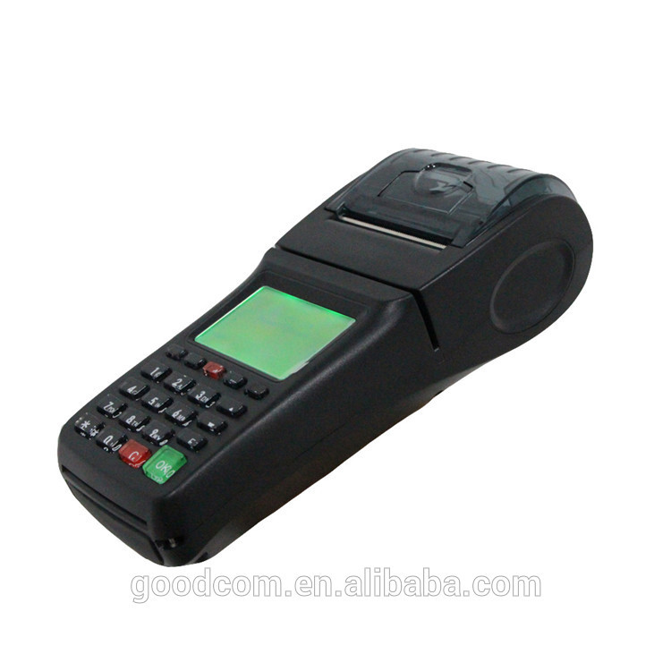 Restaurant Order Printing GPRS Printer SMS Receipt Printer GT6000S