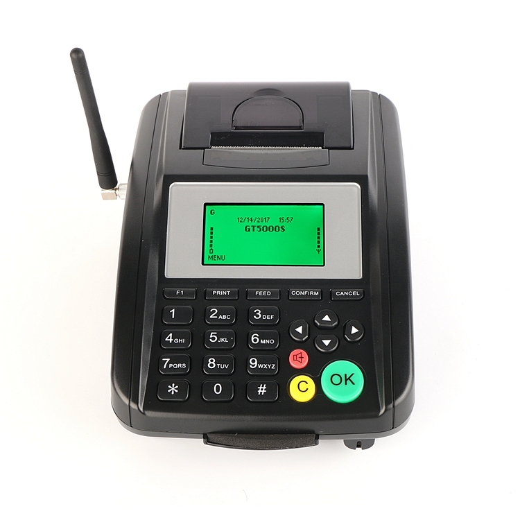 WooCommerce Online Food Ordering Wireless Restaurant Mobile GPRS SMS Printer