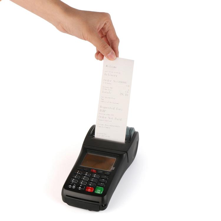 Portable Printer Wifi Ticket Thermal Pos Wireless Printing Machine Handheld Betting Lottery Terminal