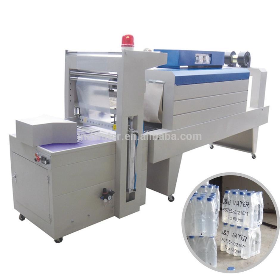 Semi-auto Shrink Film Packing Machine