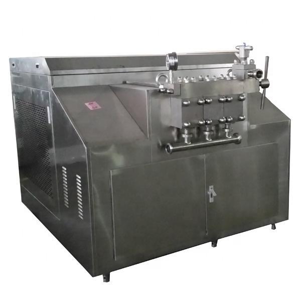 High Pressure Horizontal Homogenizer for Milk Juice