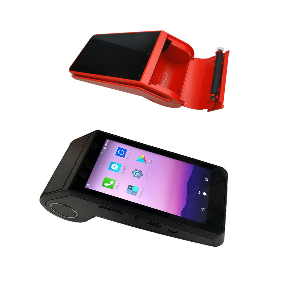 Mobile Android Touch Screen Handheld Pos 58mm Thermal Receipt Printer,Supports WordPress,Woocommerence and Opencart plugin