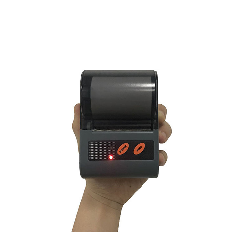 5% Off Cheap Small Mobile Android Bluetooth Thermal Receipt Label Printer For IOS and WIndows Free SDK Provided