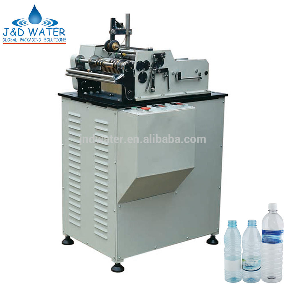 Semi-automatic Hot Glue Labeling Machine