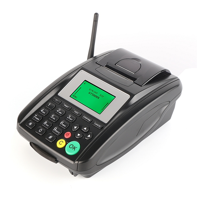 Restaurant Food Order Device Online Food Ordering Thermal GPRS GSM SMS Printer