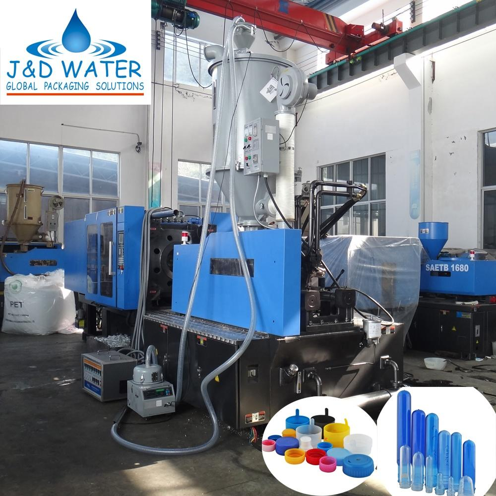Plastic Injection Molding Machine for PET