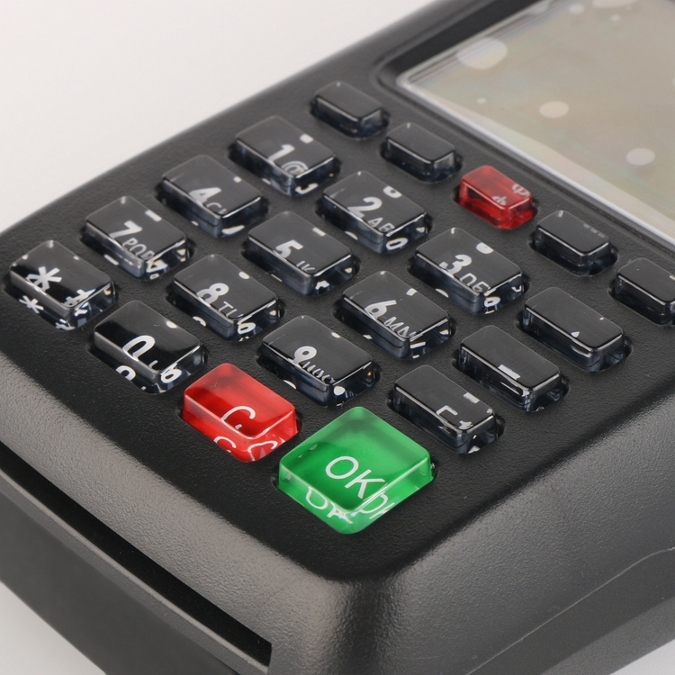 3G portable POS machine Mini mobile pos terminal With 58mm thermal Printer machines pos