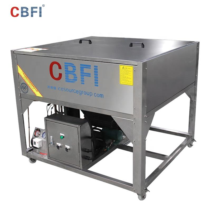 Fully automatic stainless steel crystal ice machine