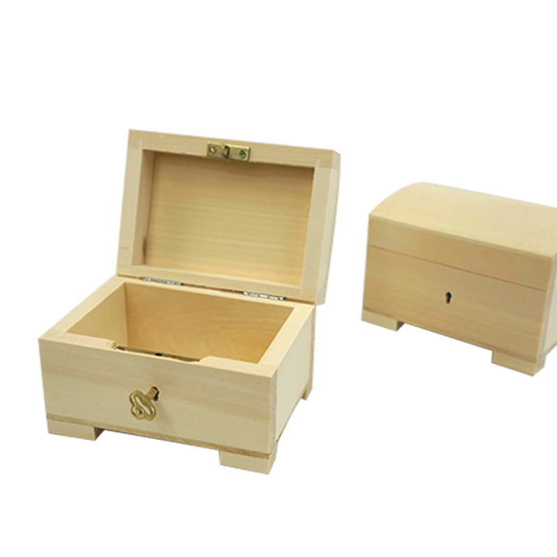 Wholesale christmas cheap wooden gift packaging box