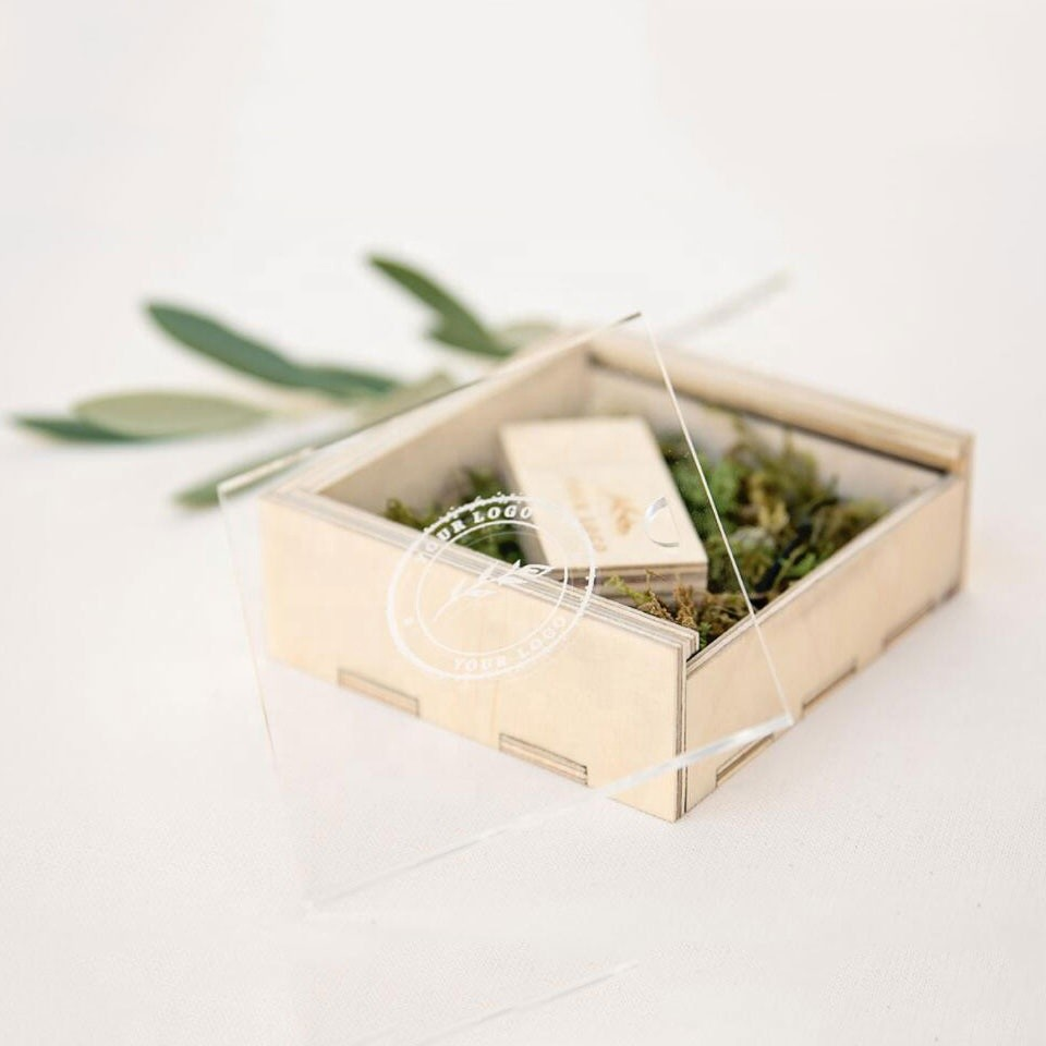 wholesale fancy beech birch pine custom wooden crate gift boxes with sliding lid