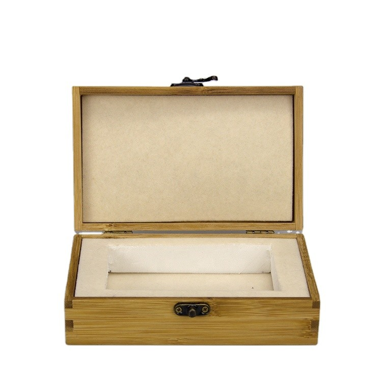Wholesale High Quality Bamboo Wooden Perfume Box