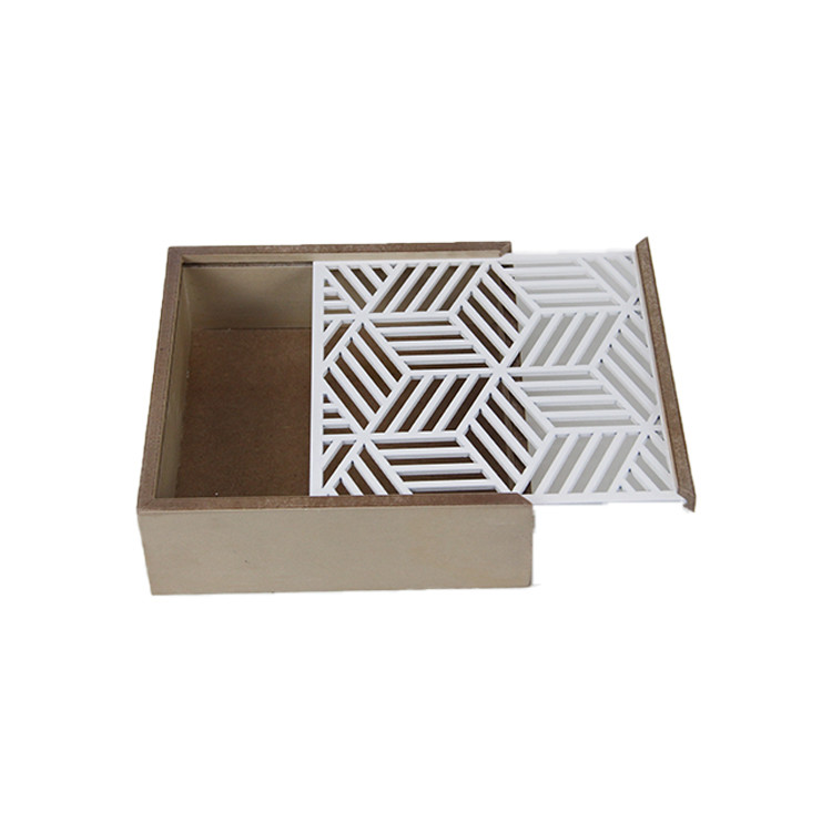 Design your own wooden gift box with competitive price