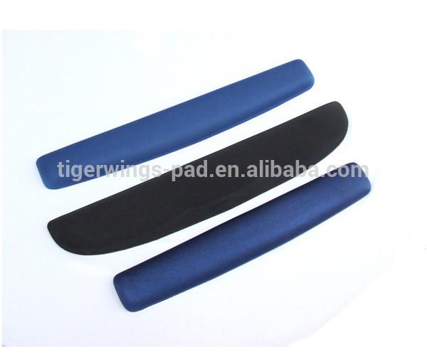 Tigerwingspad high quality gel wrist rest keyboard mat