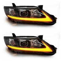 Vland Manufacturer LED Car Headlamp For Camry LED Headlight2009-2011For Waterproof Headlamp With Sequential Signal
