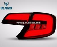 VLAND factory for Car Tail lamp for Camry 2012-2018 (Middle east type) with Running light Reverse light Turn signal