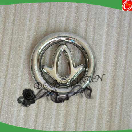 stainless steel rosettes Five-leaf flower for door and window accessories
