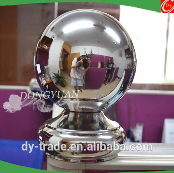 Balcony Railing/ Stainless Steel Ball with Base