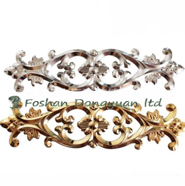Stainless Steel Door Decorative Flowers Accessories for Gate