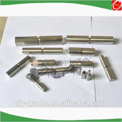 304 stainless steel door shaft/cylindrical hinge/detachable hinge