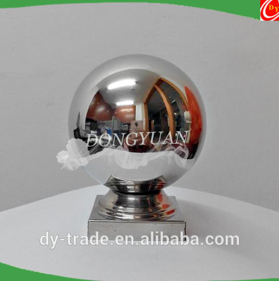 Stainless Steel Handrail Ball for Square Pipe Fittings