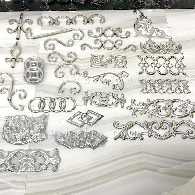 Stainless Steel Gate Decorative Accessories