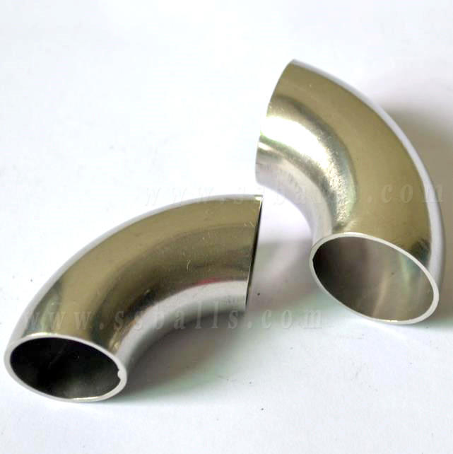 Stainless Steel Pipe Bend Fittings