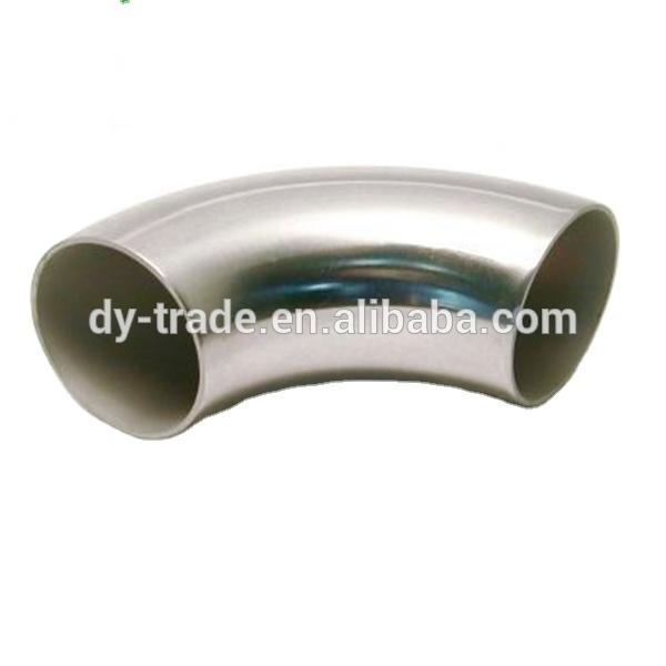 handrail fitting stainless steel elbow fitting pipe bend
