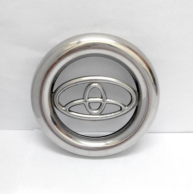 stainless steel rosettes (Prism) for door gate decorative accessory