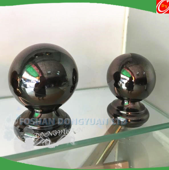 304 Metal Polished Stainless Steel Handrail Balls Spheres
