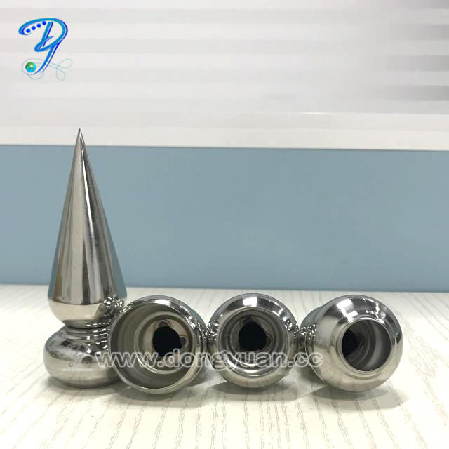 Stainless Steel Colored Spear Head for Fence Decoration Accessories