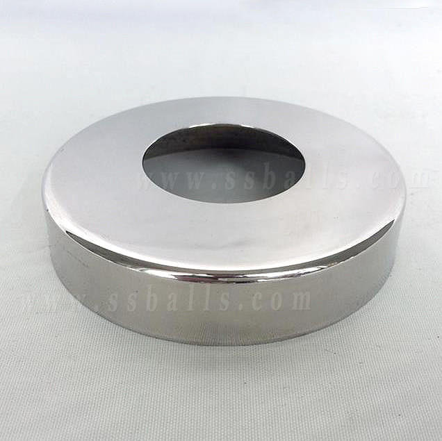 Inox Steel Flat Cover for Stair Accessories