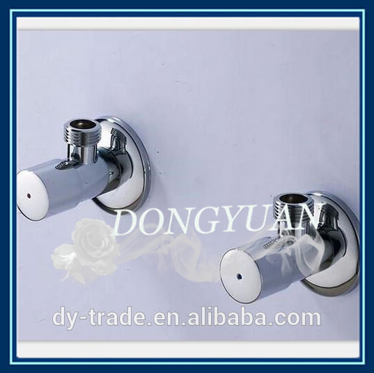 stainless steel round flat faucet cover for water tap