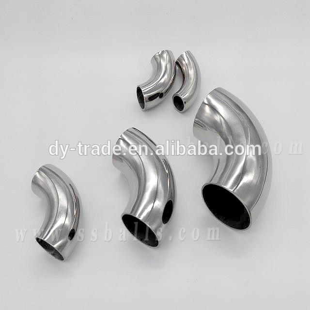 Polished Stainless Steel Elbow for Pipe Fittings