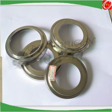 steel metal round decorative cover supplier/ inox round bottom for stair