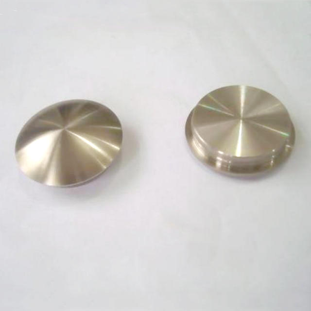 Rust Proof Stainless Steel Decorative SealCover for PipeFittings