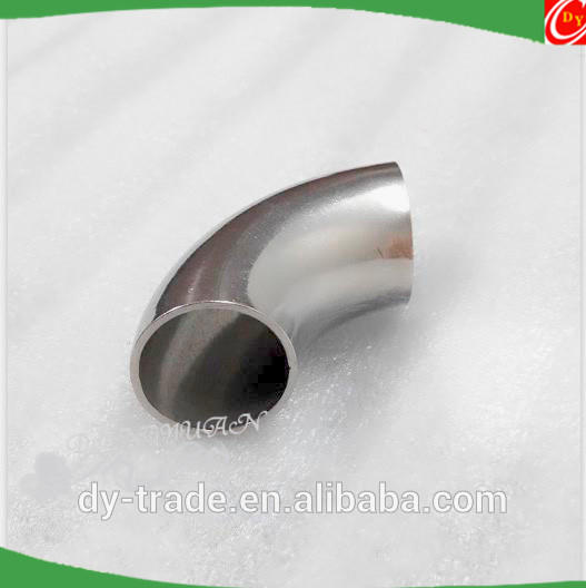 stainless steel elbow from making machine