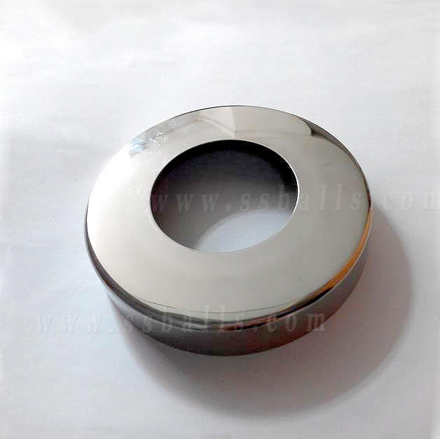 Stainless Steel Pipe Cover, Tube Anchor Base Post for Stair Fittings