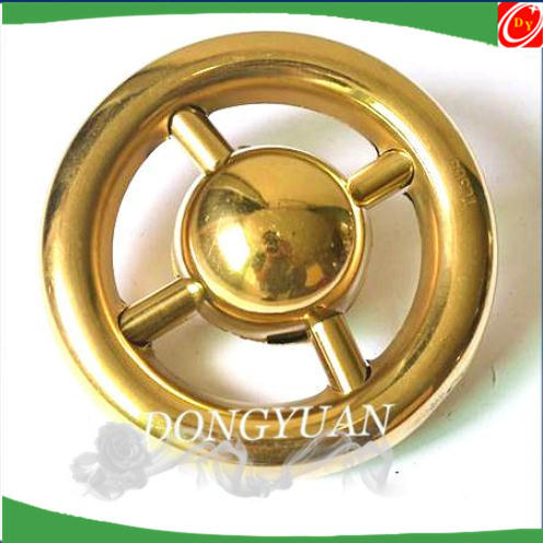stainless steel rosettes coin*2 for gate and door accessories