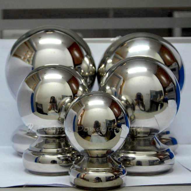 Stainless Steel Ball Decoration Accessories for Handrail, Railing Stair part