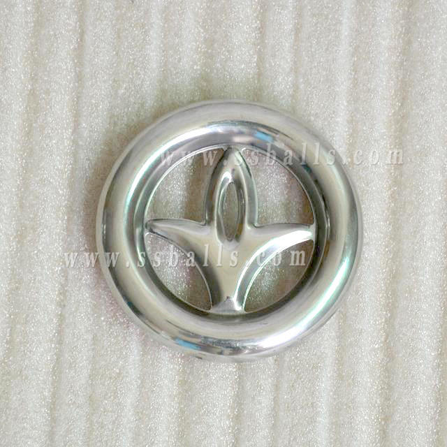 Stainless Steel Rosettes Decoration Flower for Gate Accessories