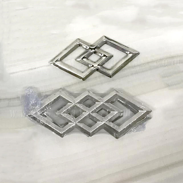 Stainless Steel Rosettes (Mitsubishi) GateAccessories for Construction