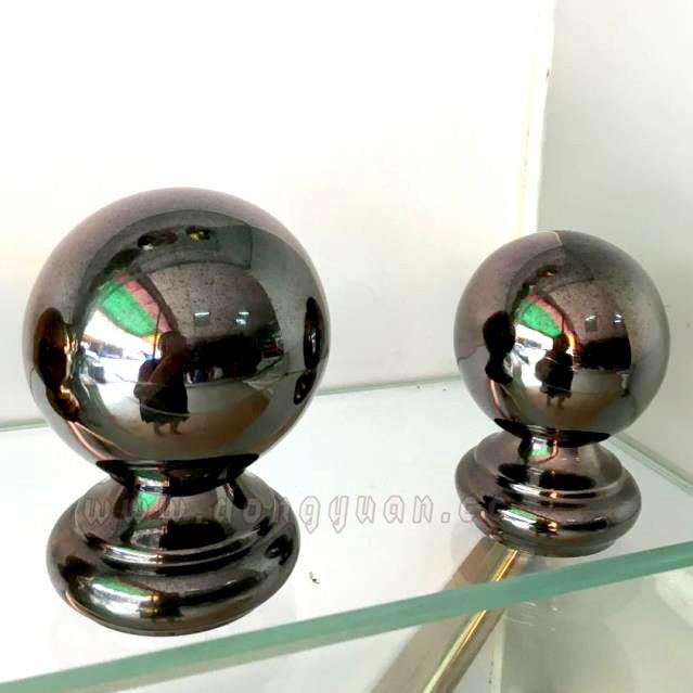 304 Stainless Steel Decorative Hollow HandrailBall Fittings
