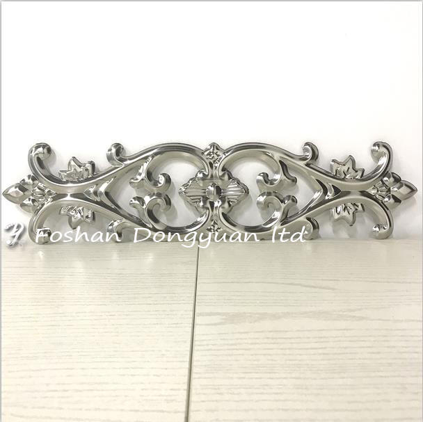 ss 304 Polished Stainless SteelGate Decorative Fittings For Doors and Windows