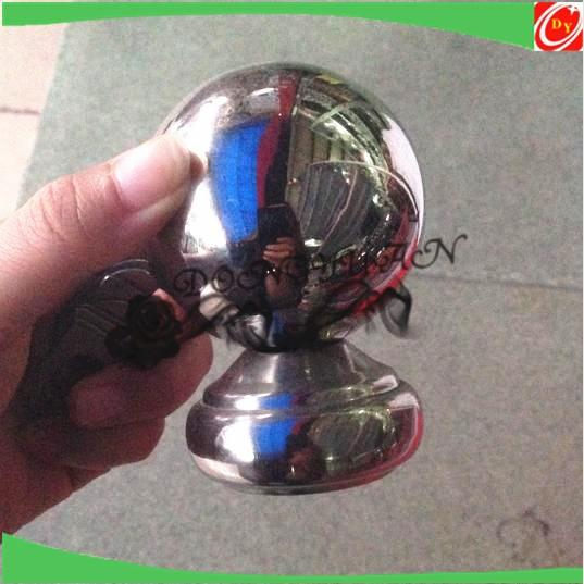stainless steel handrail metal ball for doorware (120mm)