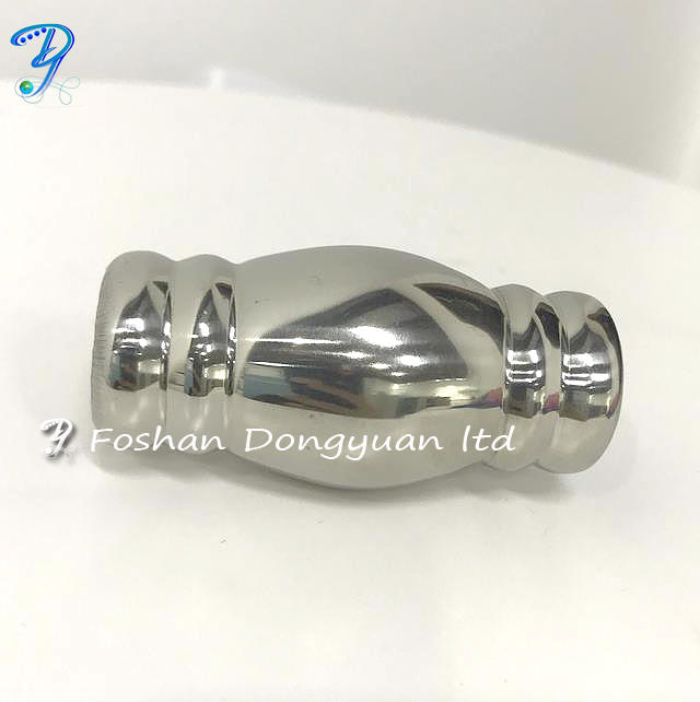 Mirror Polished Stainless Steel Stair Handrail Fittings