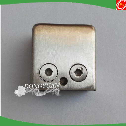 Stainless steel 304 glass clamp/glass clip/glass door holder