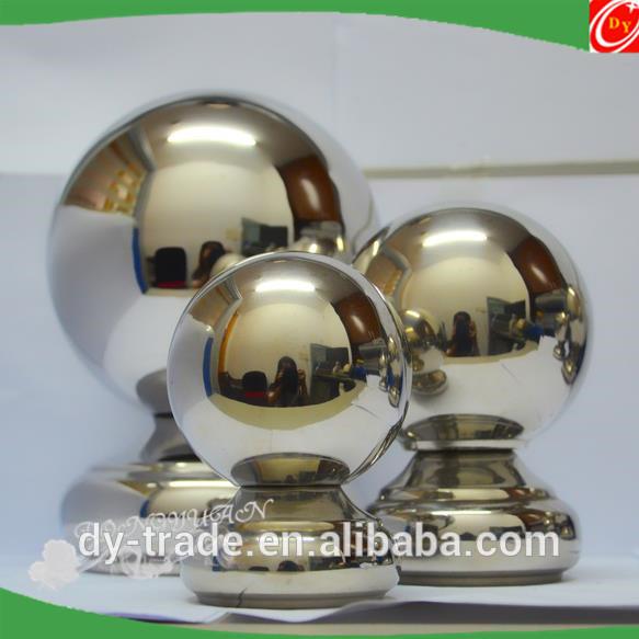balustrade and handrail , 304/316 stainless steel handrail ball
