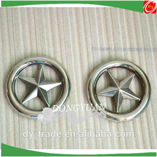 Weld Stainless Steel Gate Ornamental Star Accessories