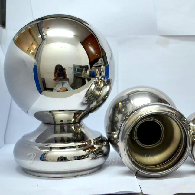 Stainless Steel Railing Top End Balls