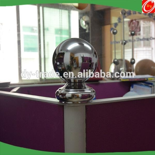 stainless steel stair handrail baluster ball handrail pipe hollow steel ball